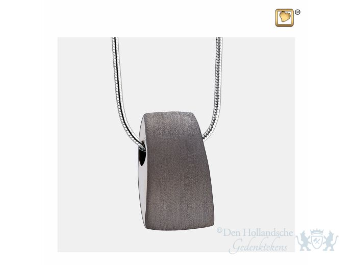 Tribute Ashes Pendant Bru Ruthenium foto 1