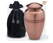 Radiance Adult Urn Bru Copper foto 1