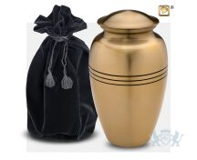 Radiance Adult Urn Bru Gold foto 1